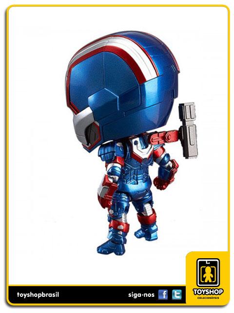 Iron Man 3: Iron Patriot Nendoroid  - Good Smile