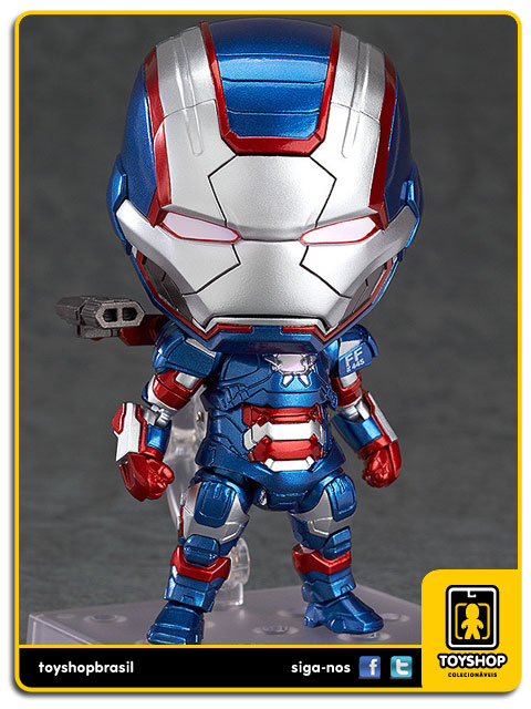 Iron Man 3: Iron Patriot Nendoroid  - Good Smile