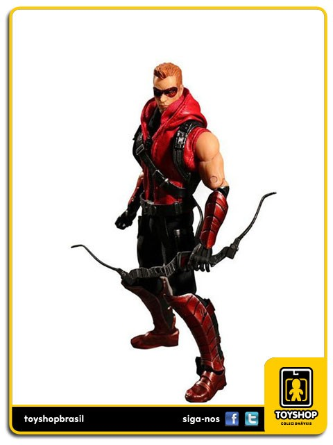 DC Comics  Arsenal Px Exclusivo  One 12  Mezco