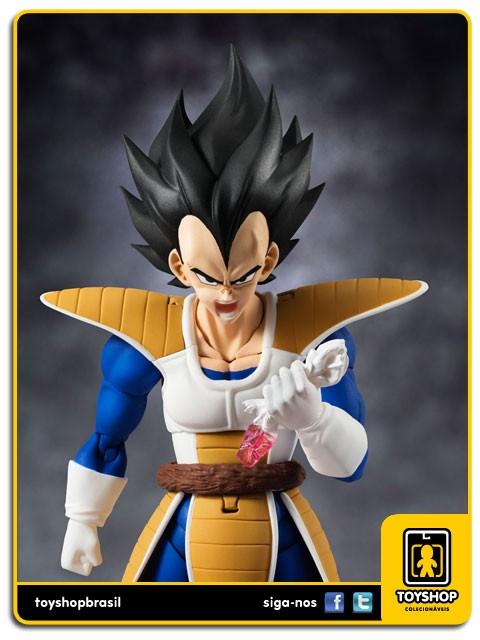 Dragon Ball Z S.H. Figuarts Vegeta Scouter 2.0 Bandai