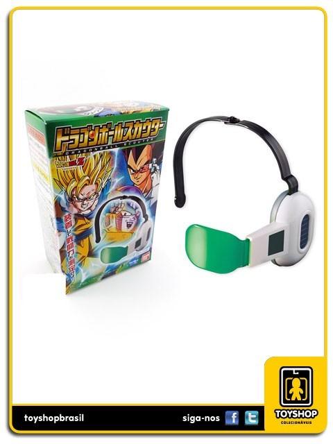 Dragon Ball Z Scouter Verde Cosplay Bandai