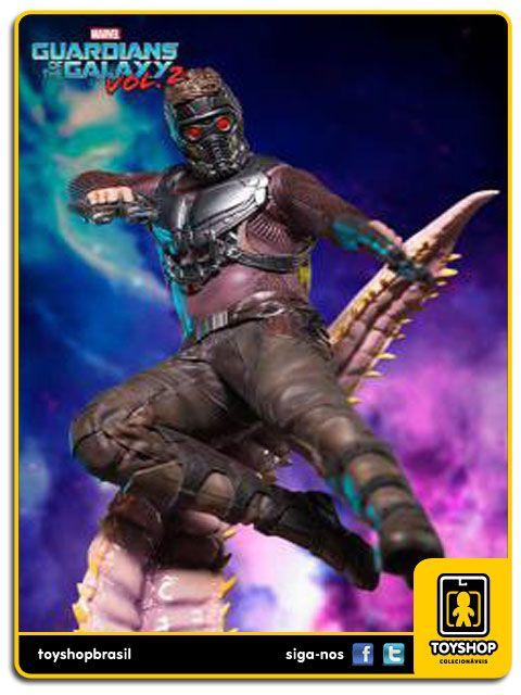 Guardians of the Galaxy Vol 2 Star Lord 1/10 - Iron Studios
