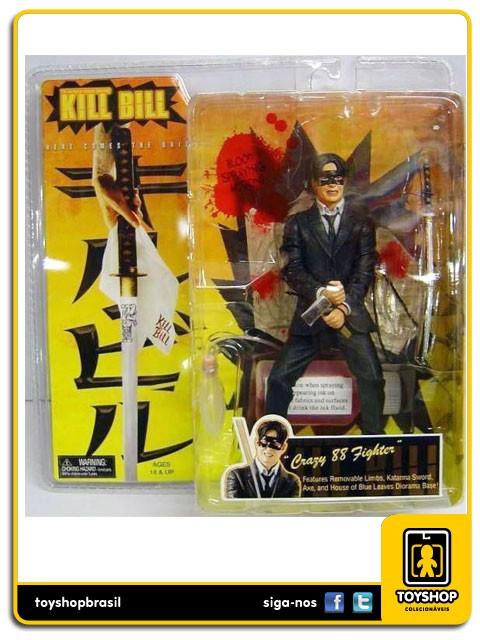 Kill Bill Crazy 88 Fighter 2  Neca