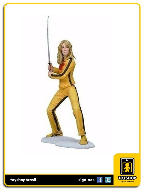 Kill Bill The Bride Snow Base Neca