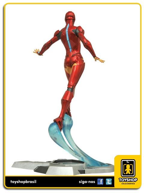 Marvel Gallery Iron Heart Statue  Diamond