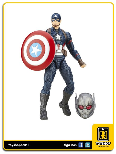 Marvel Legends Giant Man Captain America  Hasbro