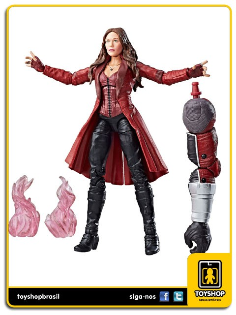 Marvel Legends Giant Man Scarlet Witch Hasbro