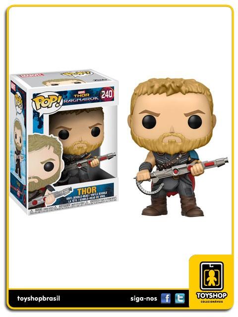 Marvel Thor Ragnarok Thor 240 Pop  Funko