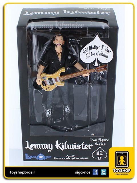 Motorhead Lemmy Kilmister Locoape