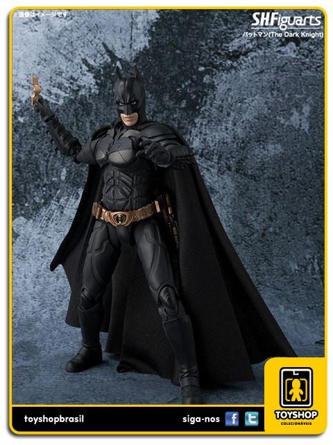 The Dark Knight S H Figuarts Batman  Bandai