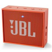 Caixa de Som Portátil JBL GO c/ bluetooth - Laranja