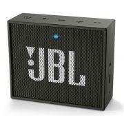 Caixa de Som Portátil JBL GO c/ bluetooth - Preto