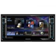 Central Multimídia Kenwood DDX715WBT LCD 6.95