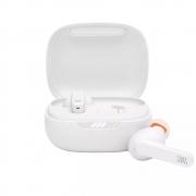 Fone de Ouvido JBL Live Pro+ TWS Bluetooth Cancelamento de Ruído - Branco