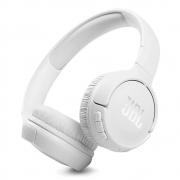 Fone de Ouvido JBL Tune 510BT Bluetooth Pure Bass 40h Bateria - Branco