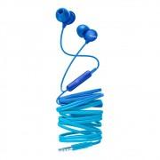 Fone de Ouvido Philips SHE2405BL/00 Upbeat Intra-auriculares com Microfone