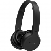 Fone de Ouvido Philips TAH1205BK/00 Bluetooth - Preto