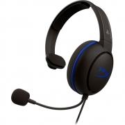 Headset HyperX Cloud Chat PS4 HX-HSCCHS-BK/AM Gamer - Preto