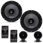 Kit 2 Vias Audiophonic KC6.3 (6 pols. / 160W RMS)