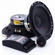 Kit 2 Vias Morel Tempo 2-Way 6 (6 pols. / 240W RMS)