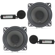 Kit 2 Vias NAR Audio 400-CS-1 (4 pols. / 100W RMS)