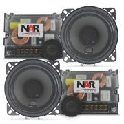 Kit 2 Vias NAR Audio 400-CS-2 (4 pols. / 110W RMS)