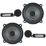 Kit 2 Vias NAR Audio 525-CS-1 (5 pols. / 100W RMS)