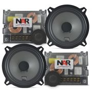 Kit 2 Vias NAR Audio 525-CS-2 (5 pols. / 110W RMS)