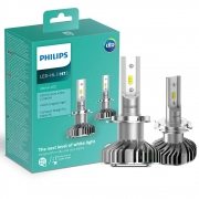 Lâmpada Philips H7 Led Ultinon 6200K 12V 14W - Par