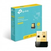Mini Adaptador TP-Link TL-WN725N Nano Wireless N USB 150 Mbps