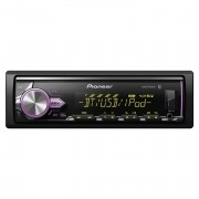 MP3 Player Pioneer MVH-X3BR com Bluetooth / USB / AUX / Mixtrax / Flashing Light