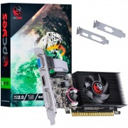 Placa de Vídeo PCYes NVIDIA GeForce G210 1GB, DDR3 - Low Profile