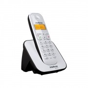 Telefone sem Fio Intelbras TS3110 - Branco c/ Preto