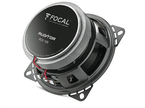 Alto-Falante Focal Auditor RCX-100 (4 pols. / 60W RMS)