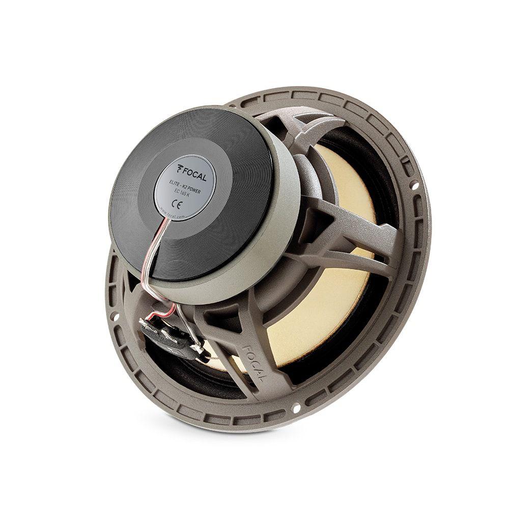 Alto-Falante Focal K2 Power EC 165 K (6 pols. / 160W RMS)