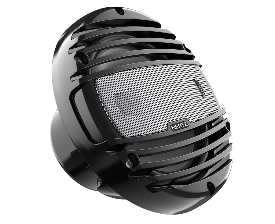 Alto-Falante Hertz HMX6.5 SLD com LED (6 pols. / 150W RMS) - Black