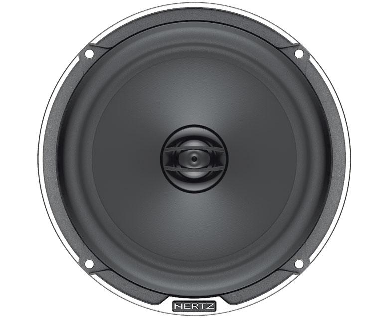 Alto-Falante Hertz MPX165.3 PRO (6 pols. / 200W RMS)