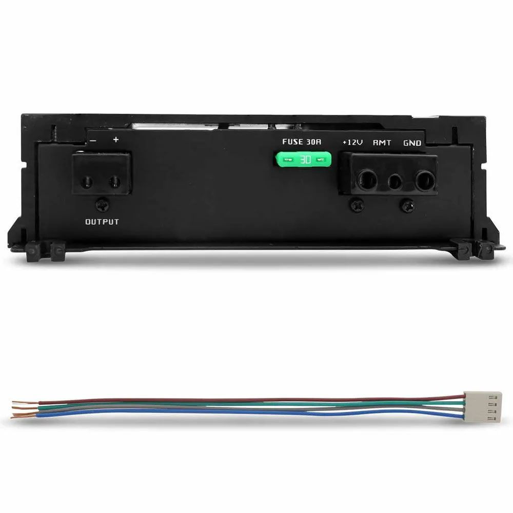Amplificador Audiophonic NEW HP 1000 (1x 500W RMS)
