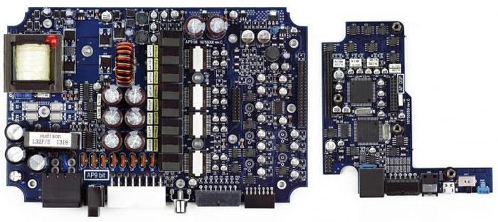 Amplificador Audison AP8.9 Bit (8x 65W / 4x 130W RMS)