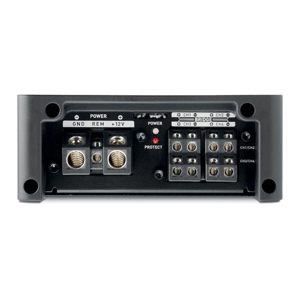 Amplificador Focal FPX 4.800 (4x 185W / 2x 370W RMS)