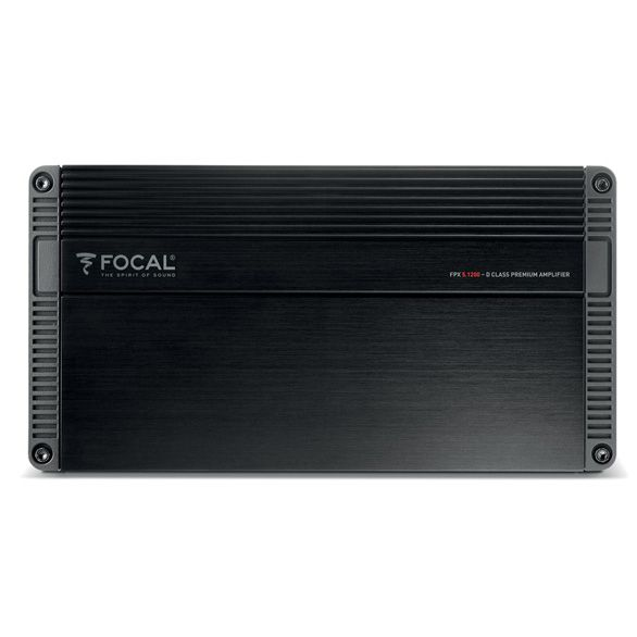 Amplificador Focal FPX 5.1200 (4x 120W + 1x 720W RMS)