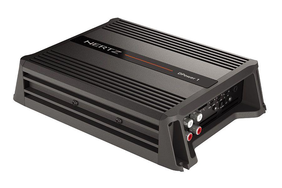 Amplificador Hertz DPower 1 (1x 300W RMS)