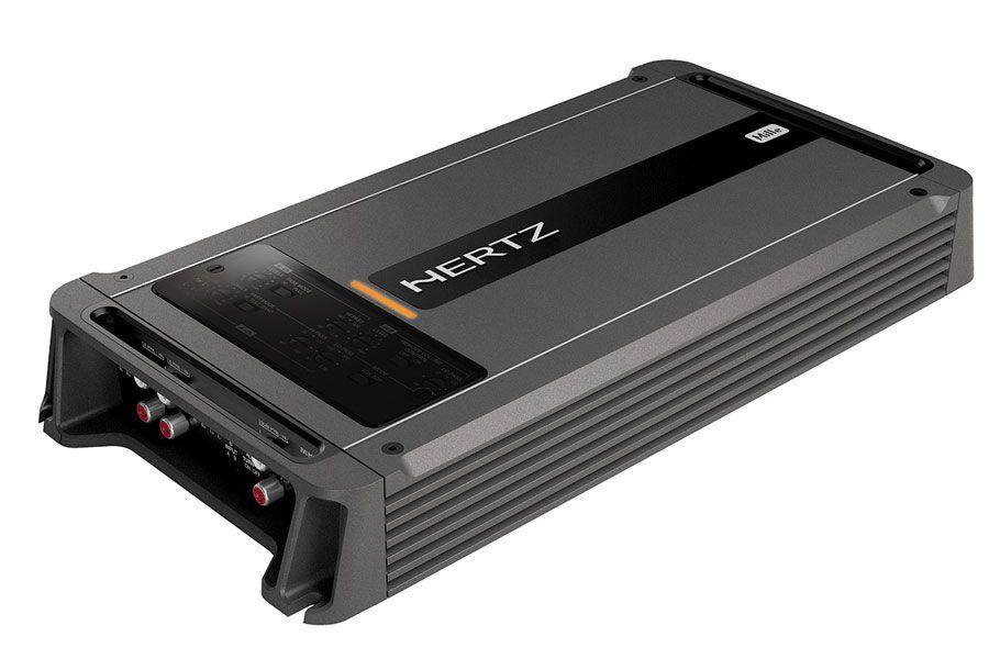 Amplificador Hertz Mille Power 5 (4x 100W + 1x 550W RMS)
