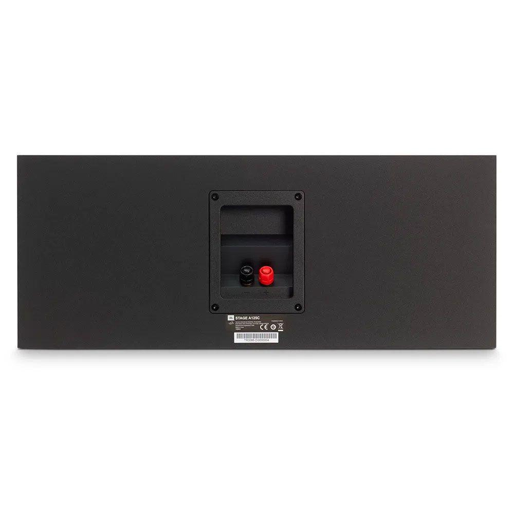 """Caixa acústica JBL Stage A125C Central Dual 5,25"""" 150W - Preto"""