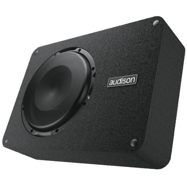 Caixa c/ Subwoofer Audison APBX 10 DS - 400W RMS