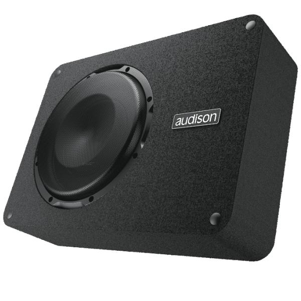 Caixa c/ Subwoofer Audison APBX 8 R - 250W RMS