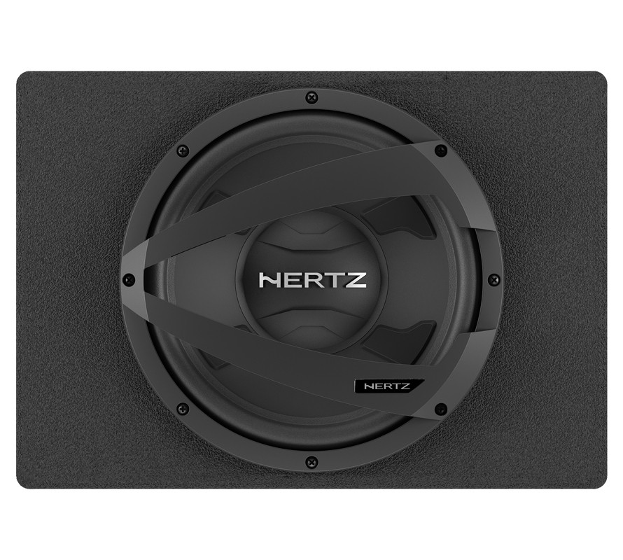 Caixa c/ Subwoofer Hertz DBX30.3 (12 pols. / 250W RMS)