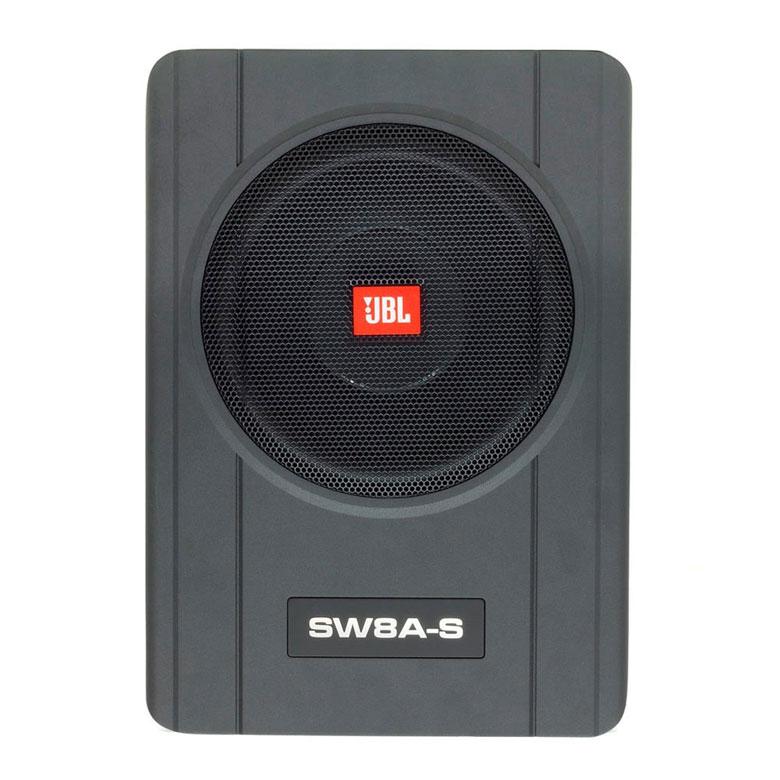 Caixa de Som Amplificada JBL SW8A-S (8 pols. / 150W RMS)