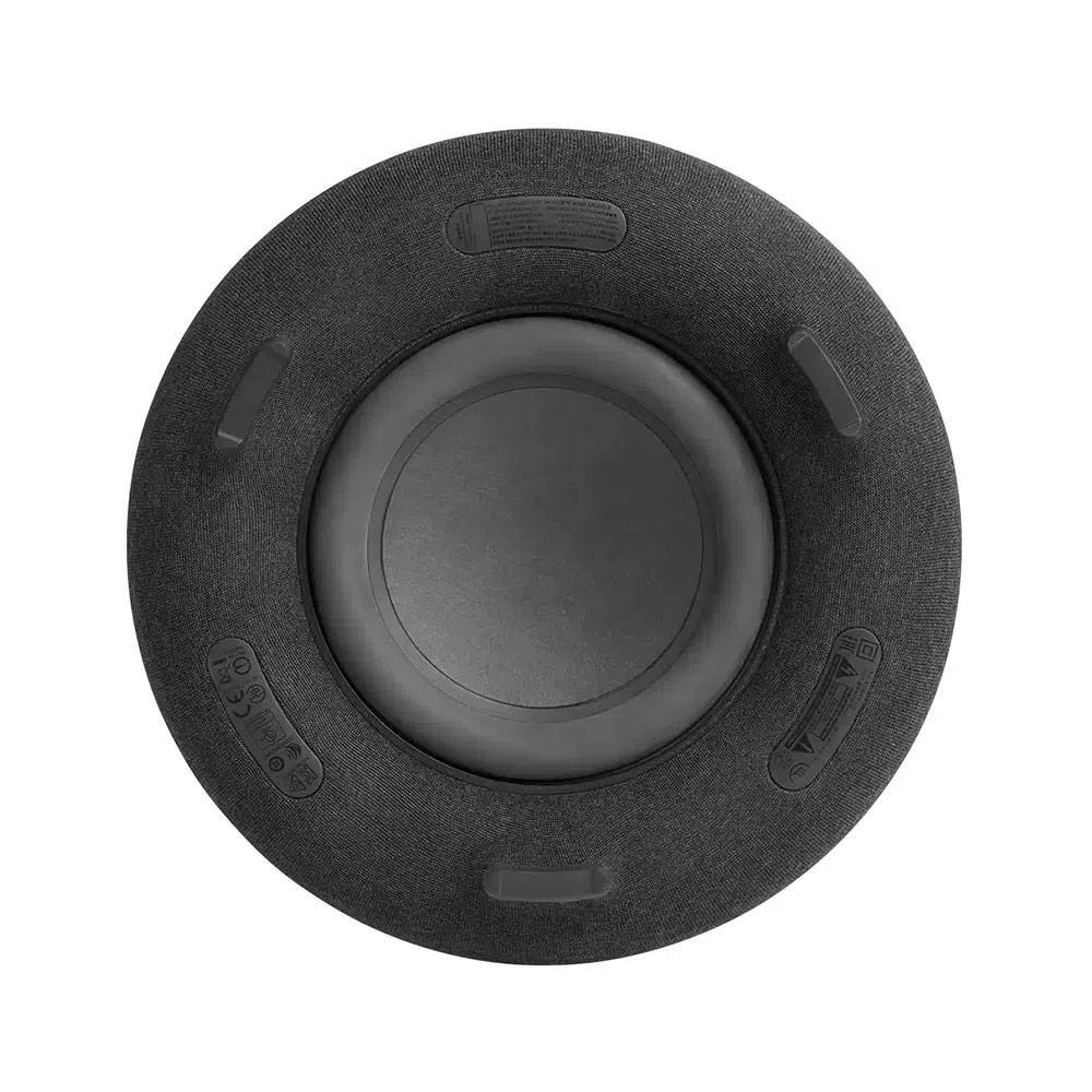 Caixa de Som Harman Kardon Aura Studio 3 Bluetooth Áudio 360 Graus - Preto