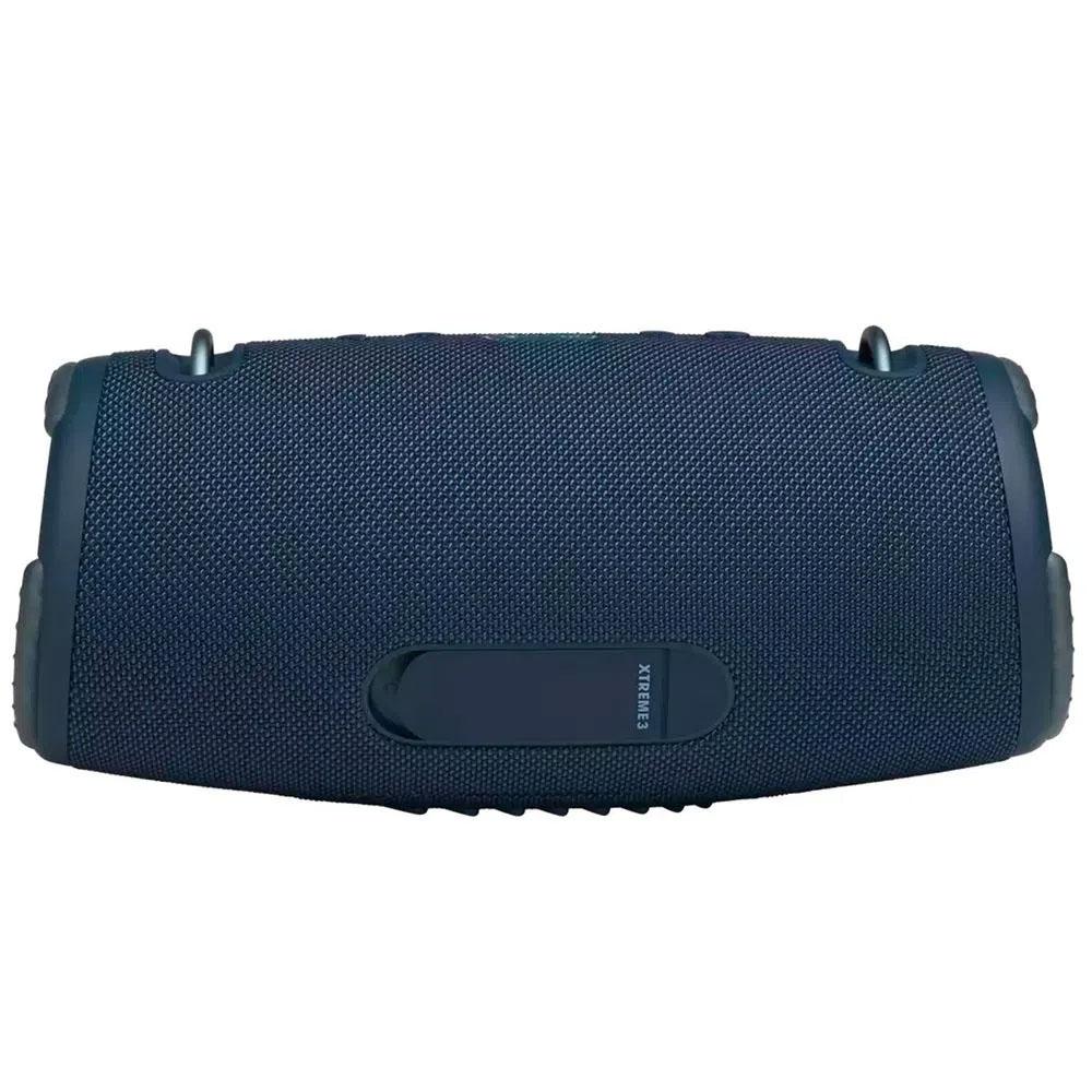 Caixa de Som JBL Xtreme 3 Bluetooth PartyBoost à prova dágua - Azul